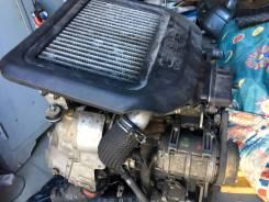Двигатель. Isuzu Bighorn, UBS73GW Двигатель 4JX1