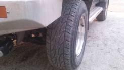 Bridgestone Dueler A/T. Всесезонные, 2013 год, износ: 20%, 4 шт