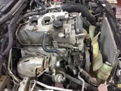 Двигатель в сборе. Mitsubishi L200 Двигатель 4D56