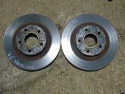 Диск тормозной. Nissan Teana, J31 Двигатель VQ23DE