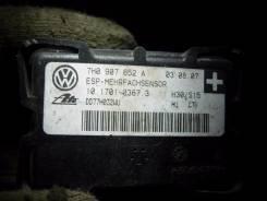 Датчик ускорения. Volkswagen Touran Volkswagen Touareg Volkswagen Jetta Skoda Octavia SEAT Altea