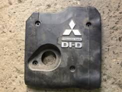 Крышка двигателя. Mitsubishi L200, KB4T Двигатели: 4D56, 4D56HP