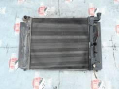 Радиатор охлаждения двигателя. Toyota Cresta, JZX90 Toyota Mark II, JZX90 Toyota Chaser, JZX90 Двигатель 1JZGTE