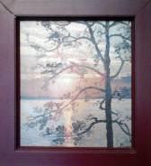 Продается картинка 200 х 180мм, живопись, масло, авторская работа.
