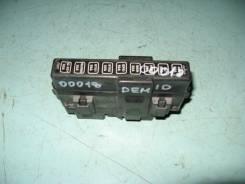 Блок предохранителей. Mazda Demio, DW3W