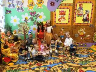Частный детский сад (с1,5 летдо 6 лет) на Светланской 85. Акция 7500