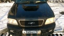 Воздухозаборник. Subaru Forester, SF5. Под заказ