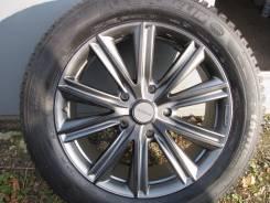 Комплект колёс Khann Michelin 285/50R20 на LX570 и Land Cruiser 200. 9.5x20 5x150.00 ET53 ЦО 110,1мм.