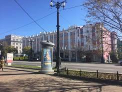 Сдам офисные помещения в аренду. 1 180 кв.м., улица Муравьёва-Амурского 18, р-н Центральный