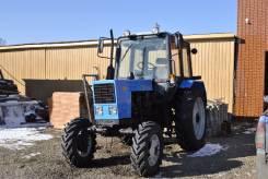 МТЗ 82.1. Трактор МТЗ-82.1, 4 750 куб. см.