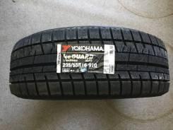 Yokohama Ice Guard IG50. Зимние, без шипов, 2014 год, без износа, 4 шт