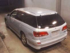 Накладка на бампер. Nissan Avenir, PW11
