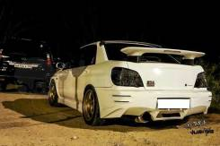 Стоп-сигнал. Subaru Impreza WRX STI, GDB, GDA