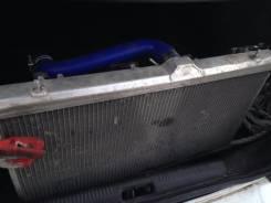 Радиатор охлаждения двигателя. Subaru Forester, SF5, SF6, SF9, SG, SG5, SG9, SG9L Subaru Impreza WRX STI, GD, GDB