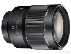 Объектив Sony Carl Zeiss Sonnar 135mm f/1.8 ZA (SAL-135F18Z). Для Sony, диаметр фильтра 77 мм