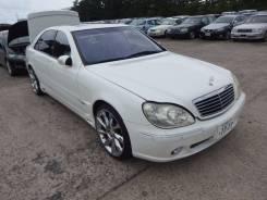Mercedes-Benz S-Class. WDB2201751A005539, 113 960 M E50