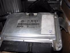 Блок управления двс. Volkswagen Phaeton Двигатель BAN