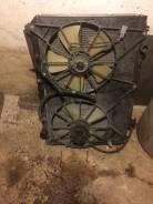 Радиатор охлаждения двигателя. Toyota Harrier, SXU15, SXU10 Двигатель 5SFE