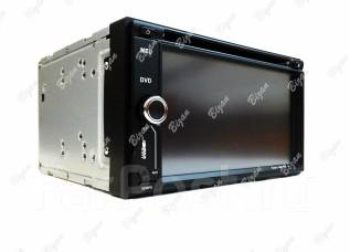 Автомагнитола / Магнитола 2din с GPS, DVD, mp3, FM, usb, AUX, TV