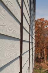 Панели фасадные фиброцементные.