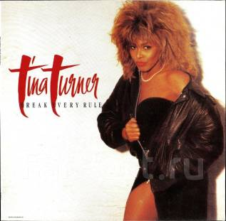 "Винил Tina Turner ""Break every rule"" 1986 Holland"