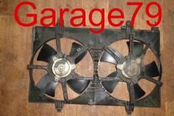 Вентилятор охлаждения радиатора. Nissan Presage, PU31, TU31, PNU31, TNU31 Nissan Murano, TZ50, PNZ50, Z50, PZ50 Двигатели: VQ35DE, QR25DE. Под заказ