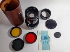 Длиннофокусный зеркально-линзовый объектив МТО 500 Брюссельский. Для Зенит. Под заказ