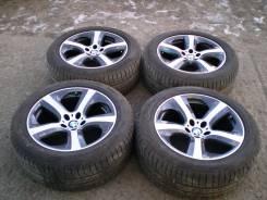 Практически новые колеса R19 на BMW X6/X5. C отличной резиной. 9.0x19 5x120.00 ET18