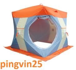 Палатки внутренние.