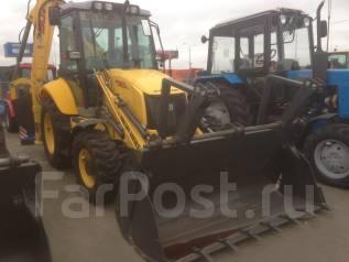 New Holland B90B. Продам от дистребьютера в РФ экскаватор-погрузчик , 1 200,00куб. м.