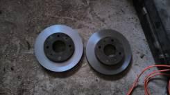 Диск тормозной. Mitsubishi Galant, DJ1A, E31A, EA7A, EA3A, EC1A, EA1A Двигатель 4G93