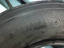 Bridgestone V-steel Rib R230. Всесезонные, износ: 50%, 2 шт