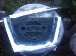 Решетка радиатора. Nissan Qashqai
