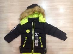 Куртки. Рост: 92-98, 98-104 см
