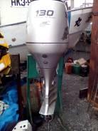 Honda. 130,00л.с., 4х тактный, бензин, нога X (635 мм)