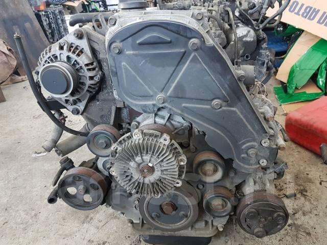 Двигатель в сборе. Hyundai Starex Kia Sorento