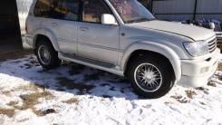 Продам комплект колес 285/60R18. x18