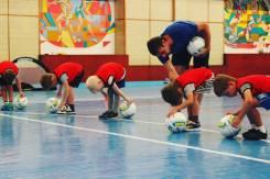 Футбол для детей от 3х лет в ДФШ Олимпико