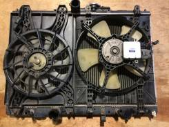 Радиатор охлаждения двигателя. Mitsubishi Pajero iO, H76W Двигатели: 4G93 GDI, 4G93