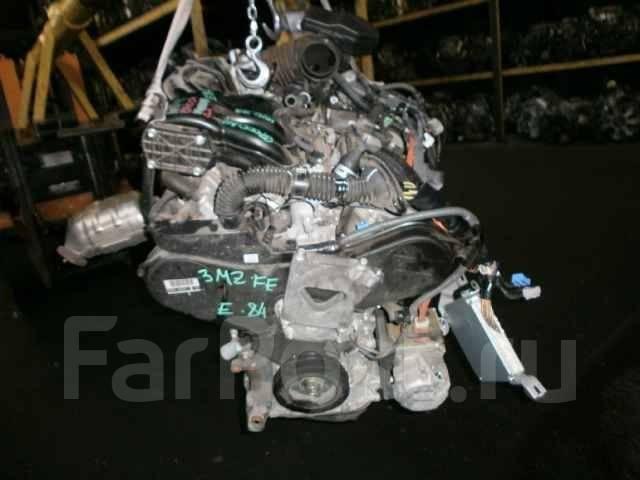 Двигатель для Toyota / Lexus (3MZ-FE)