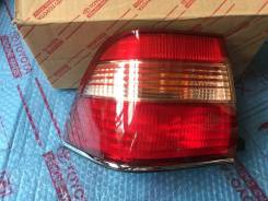 Стоп-сигнал. Toyota Crown, JZS155, JZS153, LS151, JZS151, GS151 Toyota Crown Majesta, LS151, JZS151, GS151, JZS153, JZS155 Двигатели: 1GFE, 1JZGE, 2JZ...