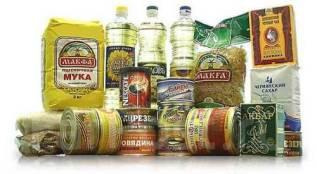 Доставка продуктов (бакалея, сухофрукты)