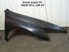 Крыло. Honda Inspire, DBA-UC1, UA-UC1 Honda Accord Двигатели: K20A8, K24A4, J30A4, K24A8