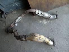 Приемная труба глушителя. Subaru Legacy Двигатели: EJ206, EJ20H, EJ208, EJ20R