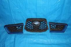 Решетка радиатора. Subaru Impreza, GG3, GG2, GG, GD, GD3, GD2 Двигатели: EJ15, EJ152, EJ20, EJ 25 T