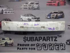 Абсорбер бампера. Subaru Legacy B4, BL9, BLE, BL5 Subaru Legacy, BLE, BP5, BL5, BP9, BL9 Двигатели: EJ20, EJ20X, EJ20Y, EJ253, EJ203, EJ204, EJ20C