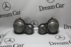 Кнопка регулировки фар. Mercedes-Benz E-Class, W210