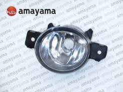 Туманка NISSAN MICRA/TEANA/PRIMERA/QASHQAI/ALMERA/SYLPHY/RENAULT CLIO/SYMBOL 01-04 круглая ST-551-2008L