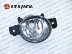 Туманка NISSAN MICRA/TEANA/PRIMERA/QASHQAI/ALMERA/SYLPHY/RENAULT CLIO/SYMBOL 01-04 круглая ST-551-2008R