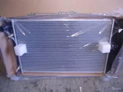 Радиатор охлаждения двигателя. Toyota Corolla